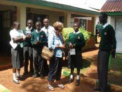 Sponsor orphans in Kenya